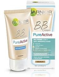 Garnier Skin Active BB Crème Pure Active 5-en-1 Anti-Imperfections Médium 50 ml