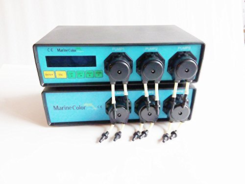 Dosierpumpe Combo MCD-3-m + MCD-3-s Insgesamt 6-Kanal Pumpenköpfe auf Verkauf jetzt