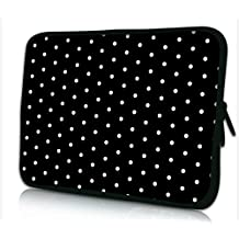 DCCN Fundas protectora Portatil de Funda Blanda Sleeve para Ordenador Portátil / MacBook / MacBook Pro / MacBook Air de 15-15,6 Pulgadas