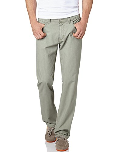 Pioneer Herren Straight Leg Hose RANDO Grün (olive 65)
