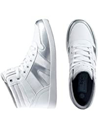 Zapatillas deportivas sneakers tenis blanco Zapatos de mujer y hombre