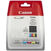 Canon 6509B008 Inchiostro, Multicolore