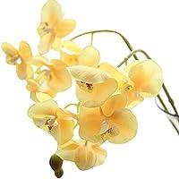 SamMoSon 2019 Flores Artificiales Decoración para Manualidades Blancas  Exterior Margaritas Colgantes af774ee70fd1