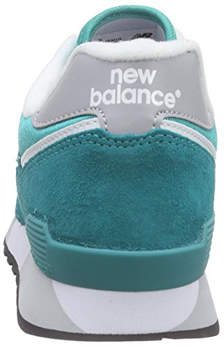 New Balance U446V1, Baskets Basses Homme Vert (Green)