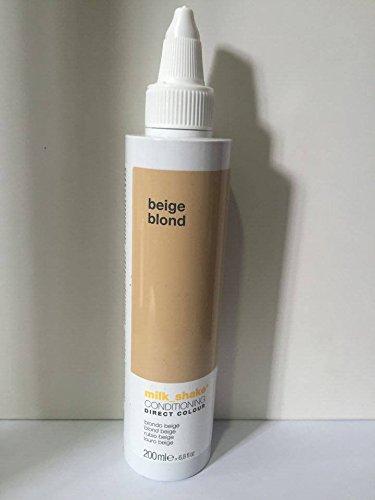 Milk Shake Conditioner Direct Color Beige Blond Blond Beige