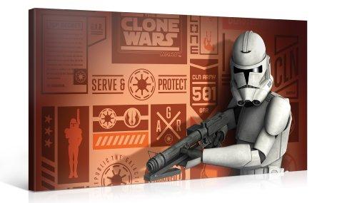 original-licensed-star-wars-clone-trooper-clone-wars-100-x-50-cm-exclusive-image-on-canvas-e4034-as-
