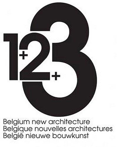 Coffret Belgium New Architecture V1+V2+V3. Belgique Nouvelles Architectures (Anglais/Français)
