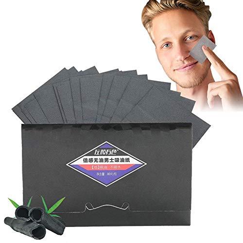 Gesichts Löschpapier, 80 Teile/paket Männer Blotter Gesicht Ölabsorbierende Kontrolle Blotting Gesicht Clean Beauty Blotting Papier - Blotting-papier