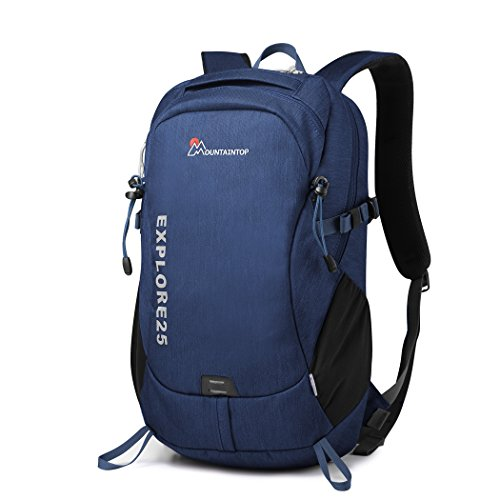 Mountaintop 25l zaino casual /zainetto sportivo outdoor donna e uomo 48 x 29 x 17 cm