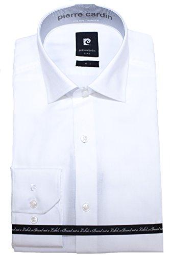 Pierre Cardin -  Camicia classiche  - Camicia  - Classico  - Maniche lunghe  - Uomo bianco 49