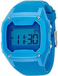 Freestyle 101053 - Reloj para hombres, correa de silicona color azul