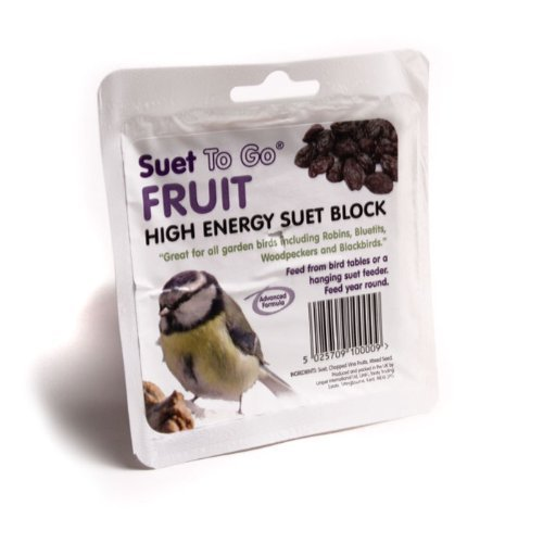 Suet To Go Fruit Suet Feast Block