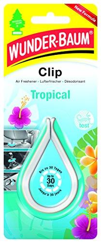 Wunder-Baum 97183 Lufterfrischer Clip Tropical