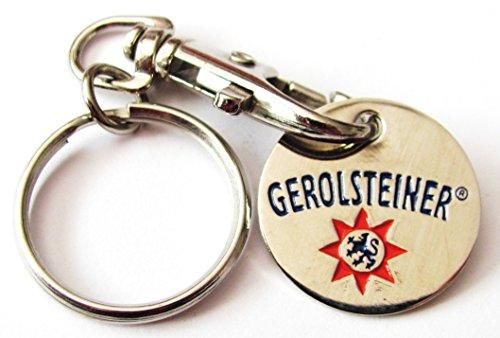 Preisvergleich Produktbild Gerolsteiner - Einkaufswagenchip - EKW