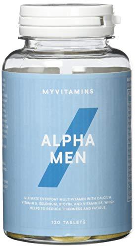 Myprotein Alpha Men Super Multi Vitamin  120 Tabletten (1 x 150 g)