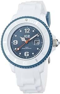 Ice-Watch Armbanduhr ice-White Small WeissŸ/Blau SI.WJ.S.S.11