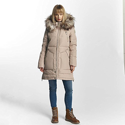 ONLY Damen Mantel Onlrhoda Down Coat Otw Simply Taupe