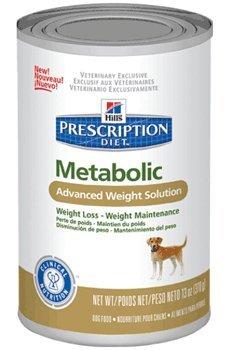 Hills Prescription Diet Canine Metabolic (12x370g)