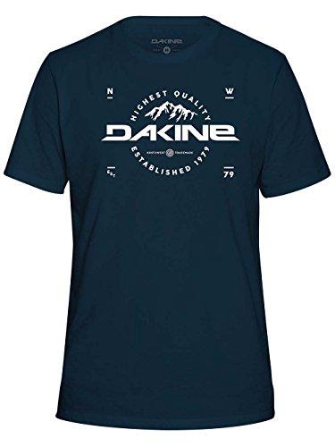 DAKINE Herren Printshirt Navy