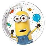 Minions Party 8 Teller 20 cm