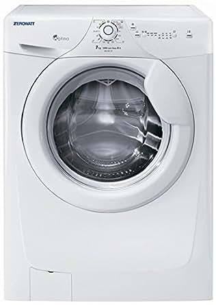Zerowatt OZ1071DL-S Lave linge 7 kg 1000 trs/min A+ Blanc