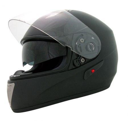 Protectwear Casque de Moto avec Visière Teintée Intégrée