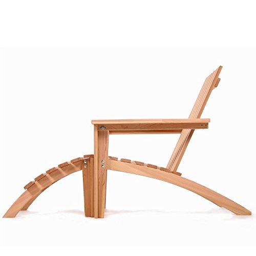 Ensemble fauteuil chaise + repose-pieds Easyback Ottoman
