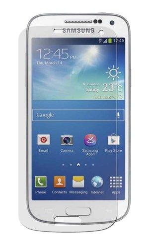 Maoni Antireflex Displayschutzfolie (3-er Pack, Anti-Fingerprint) für Samsung Galaxy S4 mini Dual I9192