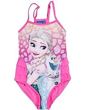 Disney Frozen - Il regno di ghiaccio Ragazze Costume da bagno - fucsia
