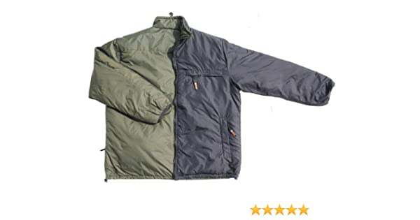 7a63d50eaa62d Snugpak Military Softie Sleeka Elite Jacket Green Warm  Amazon.co.uk   Clothing