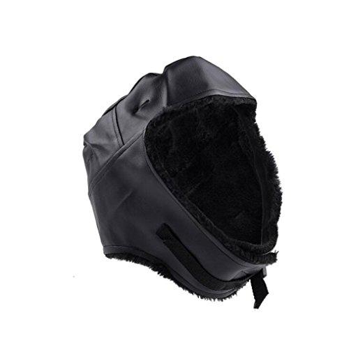 STEAM PANDA Wintermantel Schutzhelm Warmer Hut Kältespeicher Helm (Kein Externer Helm)