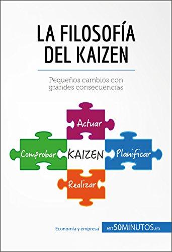 La filosofía del Kaizen: Pequeños cambios con grandes consecuencias (Gestión y Marketing)