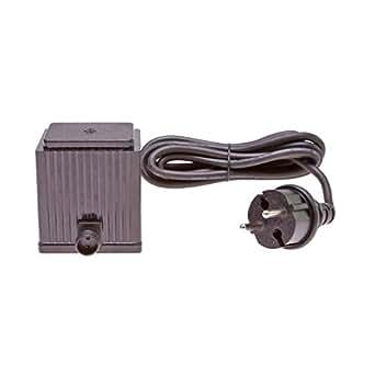 steckernetzteil 24v ac trafo 1500ma 36va 36 watt w ip44 transformator 24 volt netzteil f r led. Black Bedroom Furniture Sets. Home Design Ideas