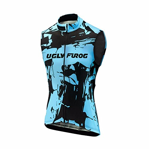 Uglyfrog 2018 Damen Sommer ?rmelloses Frauen Die Jersey Fahrrad Bekleidung Triathlon Vest ZO07