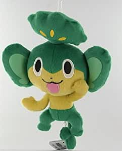Peluche Pokémon Feuillajou 20 cm