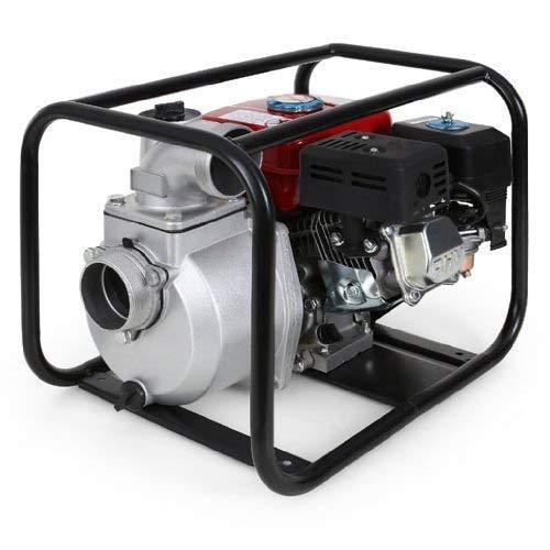 EBERTH 6,5 PS 3 Zoll Wasserpumpe Benzin Motor Pumpe - 2
