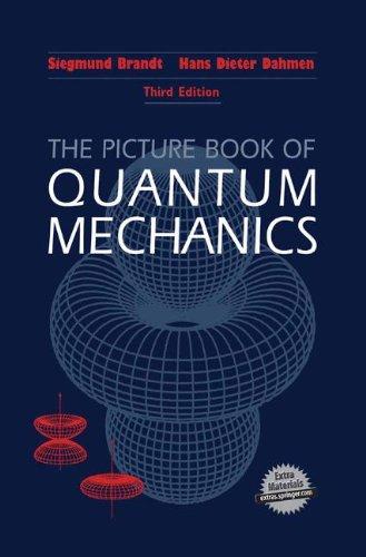 The Picture Book of Quantum Mechanics. : Includes CD-ROM, 3rd edition par Siegmund Brandt