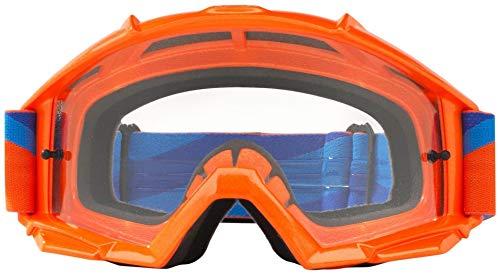 Oakley Herren MX Brillen Proven Mx Heritage Racer Orange/Blue