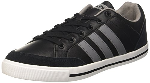 adidas Herren Cacity Laufschuhe, Mehrfarbig (Core Black/Grey Three F17/Ftwr White), 43 1/3 EU