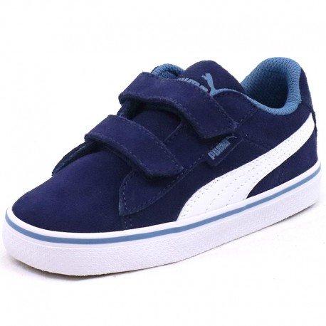 Puma 1948 Vulc Enfant Mixte Sneakers Basses