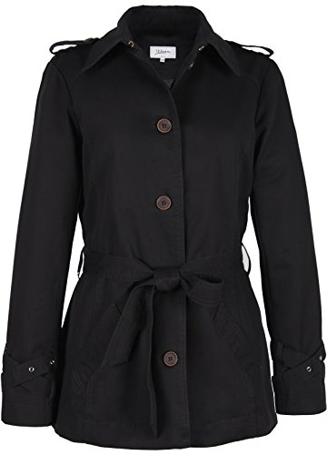 F007 Damen TRENCHCOAT Trench Mantel