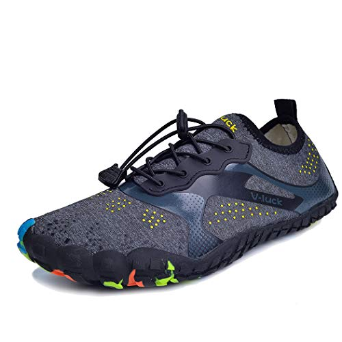 SPEEDEVE Zapatos Agua Unisex Buceo Snorkel
