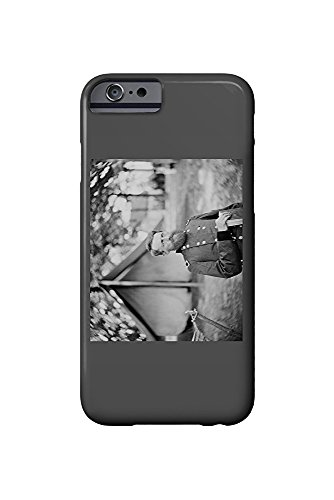 Fair Oaks, VA - Gen. Stoneman in Camp Civil War Photograph (iPhone 6 Cell Phone Case, Slim Barely There)