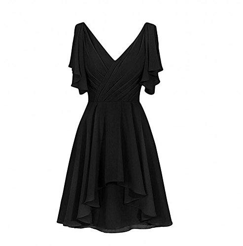 KA Beauty - Robe - Femme Noir