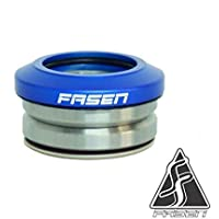 Fasen Scooter Integrated Headset Blue