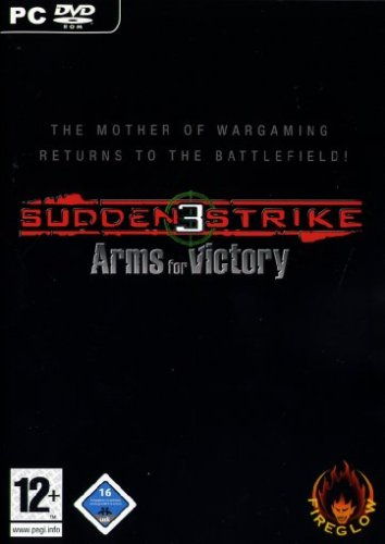 Sudden Strike 3: Arms for Victory (DVD-ROM)