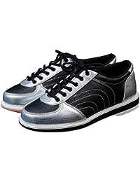 Hombre Zapatos de Bolos de Cuero Sintético