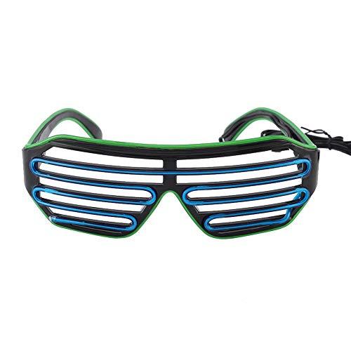 lowing Safety Rave Aviator Light Brille für Kostüm Geburtstag Party personalisierte Dekorationen(3#) ()