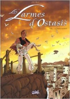 Les larmes d'Ostasis, tome 1 : Le phare d'Alvéona
