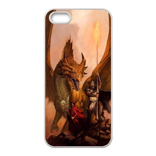 LP-LG Phone Case Of Red Dragon For iPhone 5,5S [Pattern-6] Pattern-4